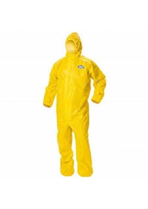 חליפת מגן לכימיקלים ונגד קורונה TYPE 3