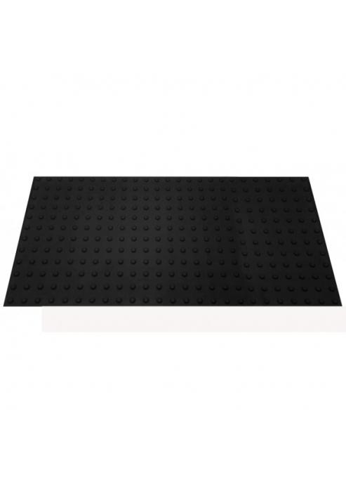 משטח נגישות טקטילי פולימרי צבע שחור