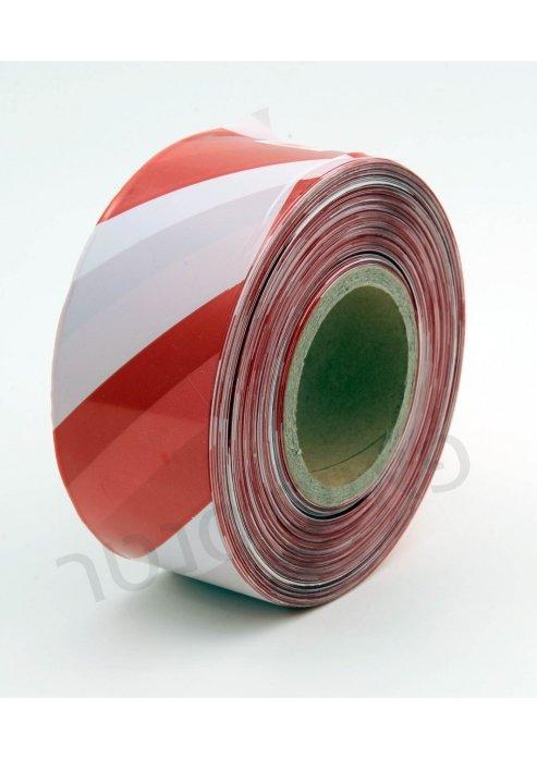 סרט סימון אדום לבן רגיל 500 מטר