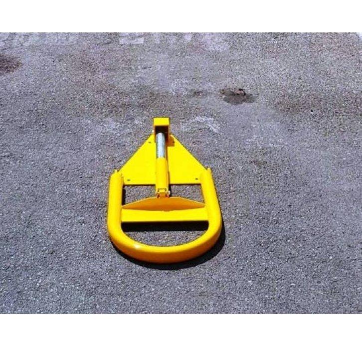 שומר חניה צהוב
