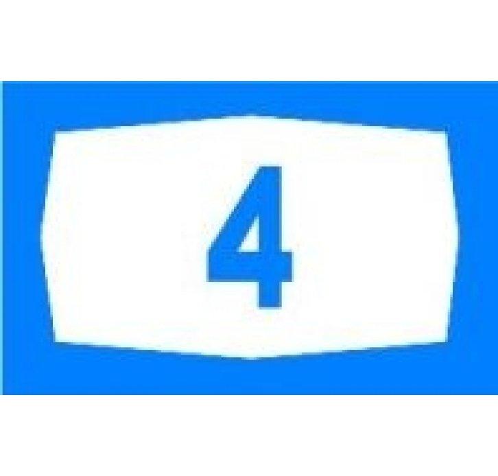 תמרור ג 21 מספר כביש