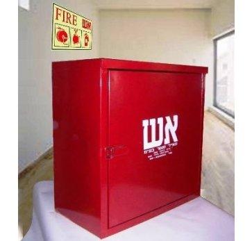 ארון כיבוי אש פח 60 על 60 על 30 סמ