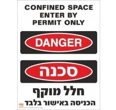 סכנה חלל מוקף