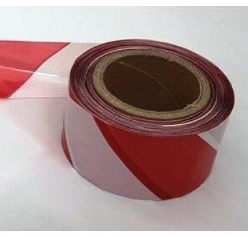 סרט סימון אדום לבן 500 מטר