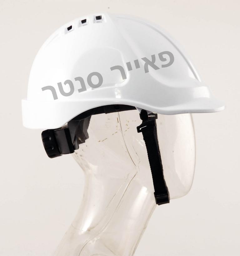 כובע מגן עם ראצ'ט