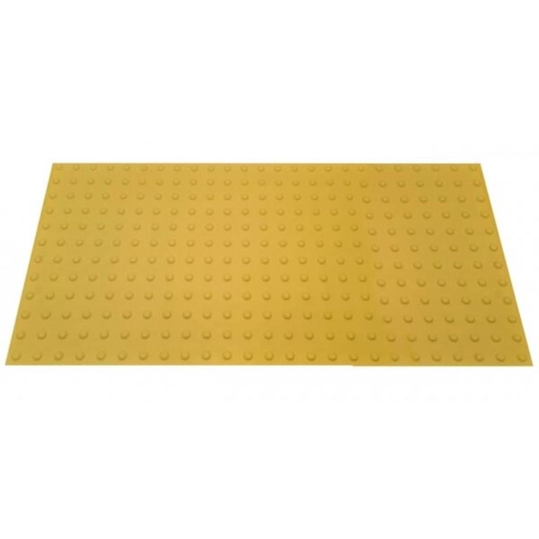 משטח נגישות צהוב