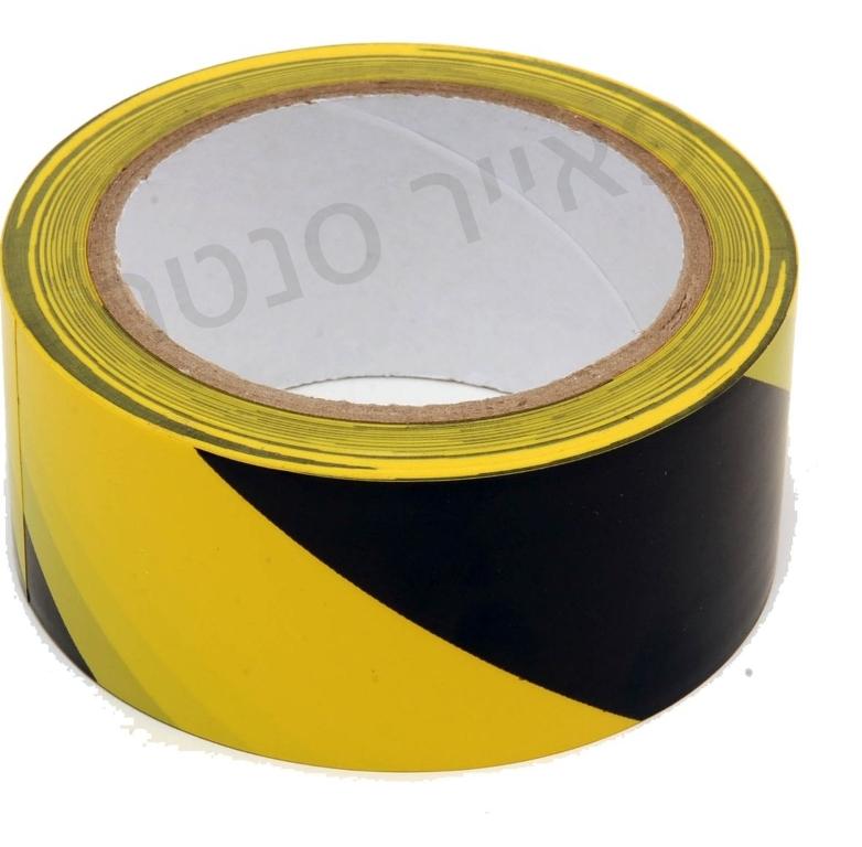 סרט סימון צהוב שחור 1