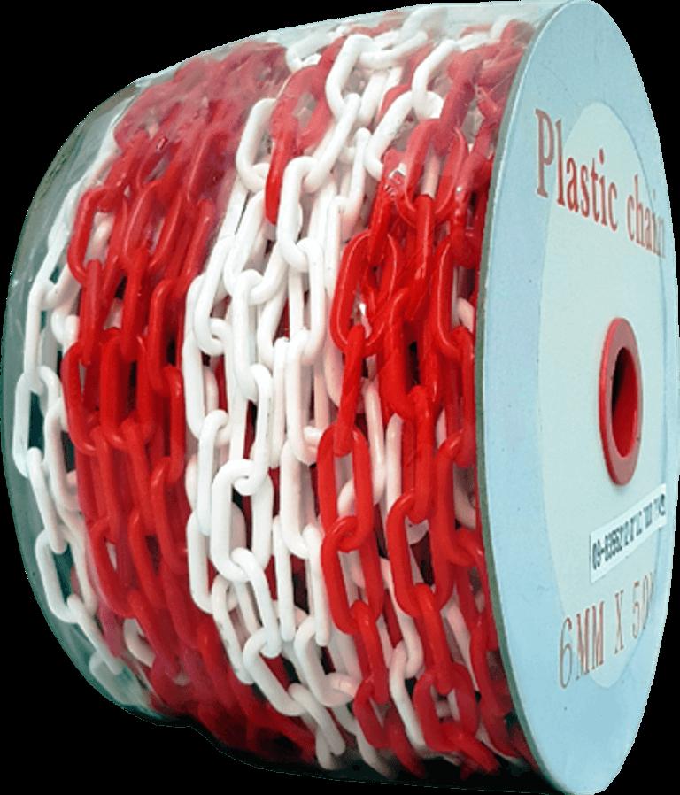 שרשרת פלסטיק 50 מטר